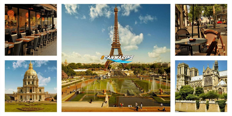 Активный отдых и туры во Францию и Голландию. Водный туризм на пенишетах